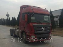 Foton Auman BJ4259SNFKB-XP container transport tractor unit
