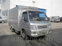 Foton BJ5020CTYEV-2 electric garbage container transport truck