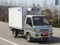 福田牌BJ5020XLC-AA型冷藏车