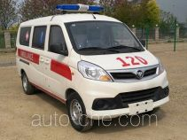 Foton BJ5023XJH-A2 ambulance