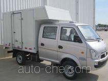 Heibao BJ5025XXYW40GS box van truck