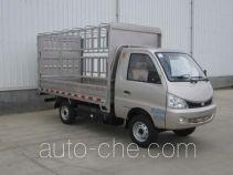 Heibao BJ5036CCYD40TS грузовик с решетчатым тент-каркасом