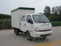 Foton BJ5026CPY-D soft top box van truck