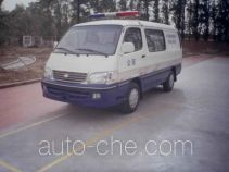 Foton BJ5026EC5WA investigation team car