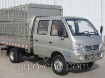 Heibao BJ5030CCYW50JS грузовик с решетчатым тент-каркасом