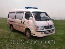 BAIC BAW BJ5030XJHCA ambulance