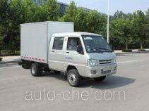 Foton BJ5030XXY-BK box van truck