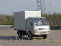 Foton BJ5030XXY-H6 box van truck