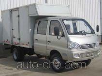 Heibao BJ5030XXYW50JS box van truck
