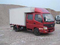Foton BJ5031XXY-XA box van truck