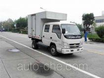 Foton BJ5032XXY-AF box van truck