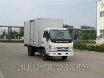 Foton BJ5032XXY-E4 box van truck