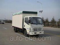 Foton BJ5033CPY-A1 soft top box van truck