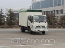 Foton BJ5033CPY-A2 soft top box van truck
