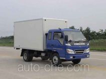 Foton Forland BJ5033V2CE6-6 box van truck