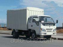 Foton Forland BJ5033V3CB4-8 soft top box van truck