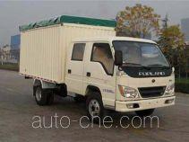 Foton BJ5033V3DD6-S1 soft top box van truck