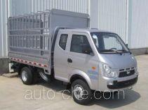 Heibao BJ5035CCYP50TS грузовик с решетчатым тент-каркасом