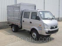 Heibao BJ5035CCYW50JS грузовик с решетчатым тент-каркасом