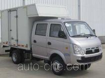 Heibao BJ5035XXYW30JS box van truck