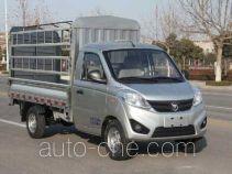 Foton BJ5036CCY-AA грузовик с решетчатым тент-каркасом