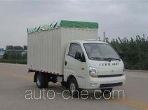 Foton BJ5036CPY-B soft top box van truck