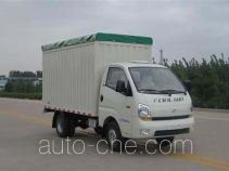 Foton BJ5036CPY-E soft top box van truck
