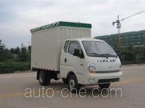 Foton BJ5036CPY-F soft top box van truck