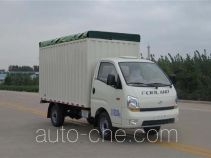 Foton BJ5036CPY-J soft top box van truck