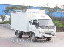 Foton Forland soft top box van truck
