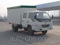 Foton BJ5036V3DD4-S1 soft top box van truck