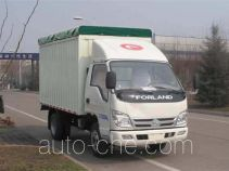 Foton BJ5036V4BB4-C soft top box van truck