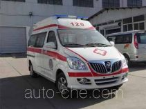 Foton BJ5036XJH-XN monitoring-type ambulance