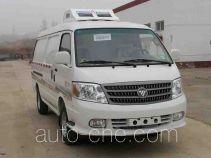 福田牌BJ5036XLC-XE型冷藏车