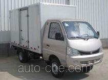 Heibao BJ5036XXYD30JS box van truck