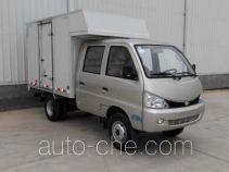 Heibao BJ5026XXYW50GS box van truck
