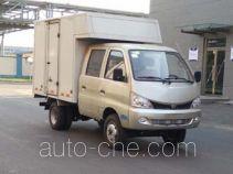 Heibao BJ5026XXYW50JS box van truck