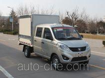 Foton BJ5036XYK-AB автофургон с подъемными бортами (фургон-бабочка)