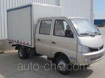 Heibao BJ5036XYKW30GS автофургон с подъемными бортами (фургон-бабочка)