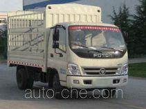 Foton BJ5039CCY-BB грузовик с решетчатым тент-каркасом