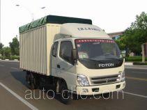 Foton BJ5039CPY-CA soft top box van truck