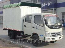 Foton BJ5039CPY-DA soft top box van truck