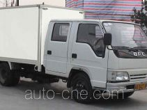 Foton Ollin BJ5039V3DD3 box van truck