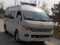 Foton BJ5039XJH-V1 ambulance
