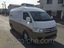 Foton BJ5039XLC-XA refrigerated truck