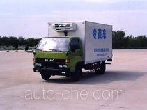 BAIC BAW BJ5041L424D refrigerated truck