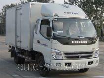Foton Ollin BJ5041V7CE6-B1 box van truck