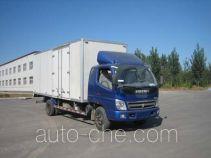 Foton Ollin BJ5041V7CFA-E box van truck