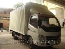 Foton BJ5041V8BEA-S2 soft top box van truck