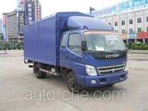 Foton Ollin BJ5041V8CEA-KA1 soft top box van truck